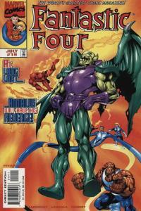 Fantastic Four (Vol. 3) #19 VF/NM; Marvel   save on shipping - details inside