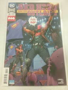 Red Hood and the Outlaws #20 DC Comics NW26