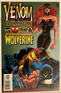 Venom tooth and claw #2 6.0 FN (1996)