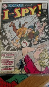 Showcase #51 I-- Spy (DC, Aug 1964) VG/FN