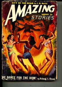 Amazing Stories-Pulp-1/1950-Richard S. Shaver-C.M. Martin