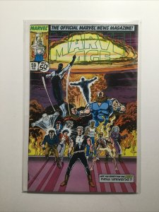Marvel Age 59 Near Mint Nm Marvel