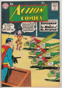 Action Comics #273 (Feb-60) VF/NM High-Grade Superman, Supergirl
