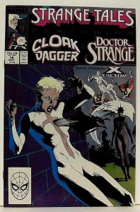 STRANGE TALES #18, VF, Doctor Strange, Marvel Comics, 1987 1988 more in store