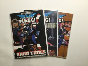 American Flagg Graphic Novel Lot Magazine Near Mint Nm First Graphic Novel