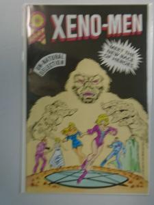 Xeno-Men #1 8.0 VF (1987)
