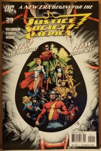 Justice Society of America #29 (2009)