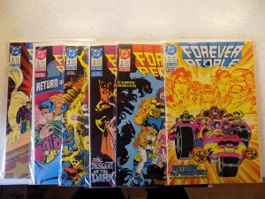 FOREVER PEOPLE # 1-6 DC NEW GODS COMPLETE SET VF-NM READ AD FOR SAVINGS