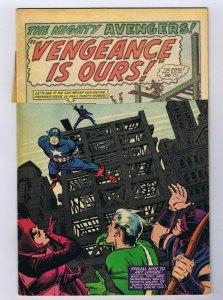 Avengers #20 ORIGINAL Vintage 1965 Marvel Comics Swordsman Joins