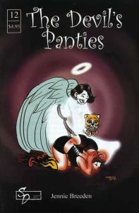 Devil's Panties, The #12 VF; Silent Devil | save on shipping - details inside