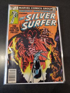 Fantasy Masterpieces Starring Silver Surfer #3 Vol.2 (1980) FN 6.0