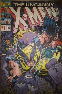 The uncanny xmen#1