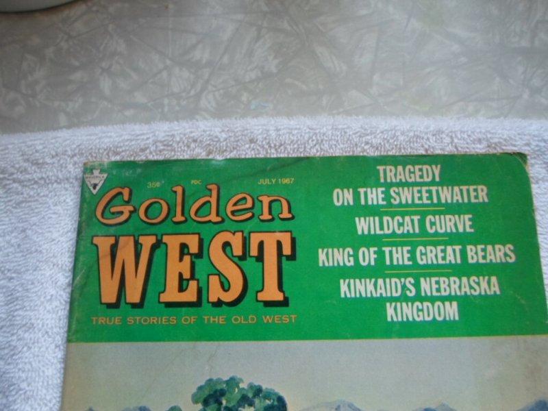 1967 MAVERICK PUB. INC. GOLDEN WEST # 5