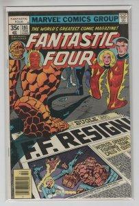 FANTASTIC FOUR (1961 MARVEL) #191 FN/VF A97975