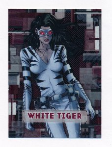 Upper Deck 2012 Marvel Beginnings III Micromotion Card #55 White Tiger NM/MT