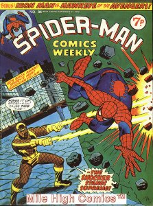 SPIDER-MAN WEEKLY  (#229-230) (UK MAG) (1973 Series) #84 Near Mint
