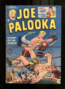 JOE PALOOKA 46-1950-BOXING COVER VG