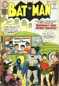 Batman #151 stock photo