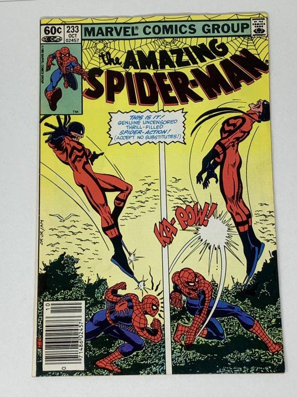 The Amazing Spider-Man #233 (1982) RA1