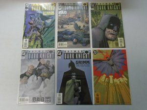 Batman Legends of the Dark Knight lot 17 different from #138-162 8.0 VF (2001-03