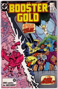 Booster Gold   vol. 1   #21 FN