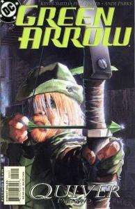 Green Arrow (2001 series) #2, NM (Stock photo)