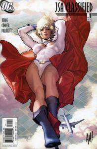 JSA: Classified #1 VF; DC | save on shipping - details inside