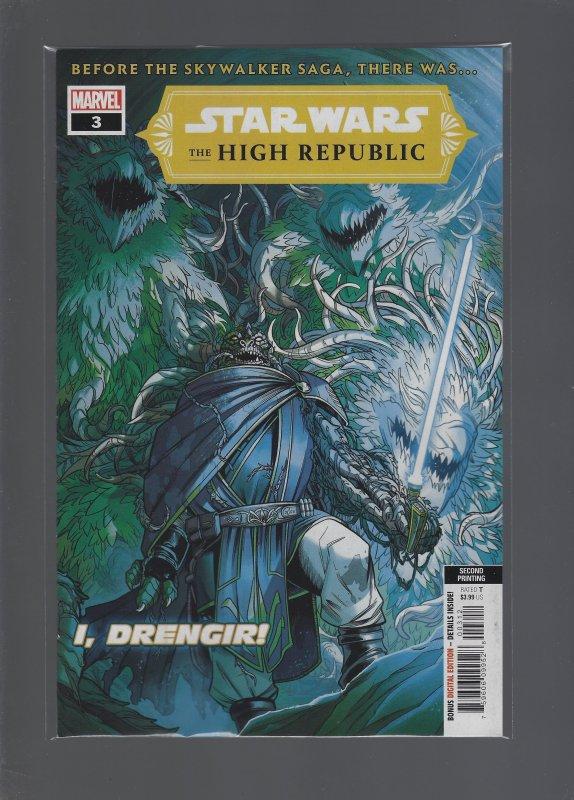 Star Wars High Republic #3 Variant