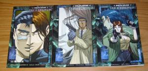 DarkMinds Collection #1-3 VF/NM complete series - pat lee TPB 2 - image comics