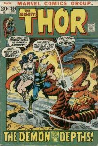 Thor (1966 series) #204, Fine+ (Stock photo)
