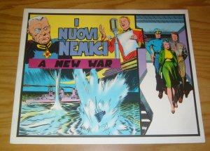 Flash Gordon: A New War VF- alex raymond - pacific comics club - sunday pages