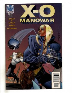 X-O Manowar #57 (1996) OF37