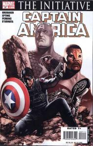 Captain America (2005 series) #27, NM (Stock photo)