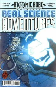 Atomic Robo Presents Real Science Adventures #11 VF/NM; Red 5 | save on shipping
