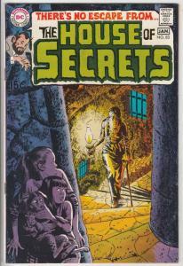 House of Secrets #83 (Jan-70) VF+ High-Grade