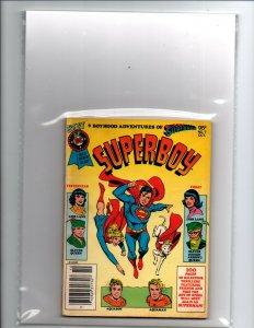 Best of Superboy NS - DC Blue Ribbon Digest #7 - Supergirl - Aquaman - 1980 - VF