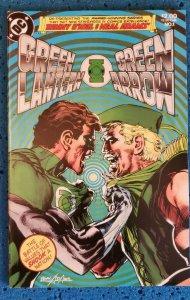 Green Lantern/Green Arrow #1 (Oct, 1983) NM- 9.2 DC Comics