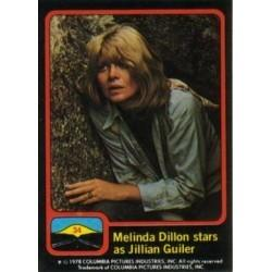 1978 Topps Close Encounters Of The Third Kind MELINDA DILLON STARS AS JILLIAN