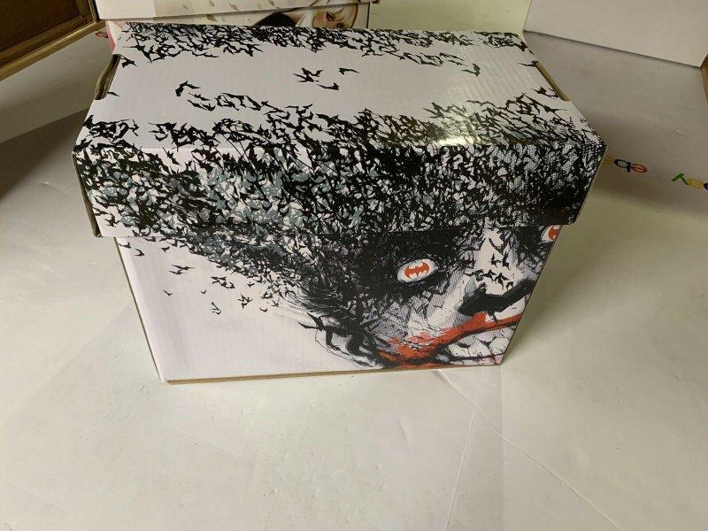 Detective Comics 880 Comic Book Box Jock Batman Cover Art On Box! New! VHTF! Cgc
