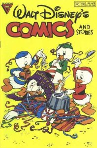Walt Disney's Comics and Stories #538, NM- (Stock photo)