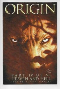 Origin #4 Wolverine (Marvel, 2002) NM-