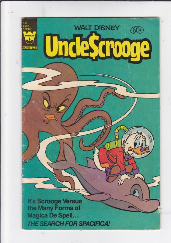 Uncle Scrooge #193