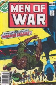 Men of War (1977 series) #18, Fine- (Stock photo)