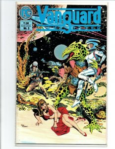 Vanguard Illustrated #3 - Steve Rude Art - PC - 1985 - (-Near Mint)