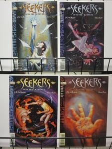 SEEKERS INTO THE MYSTERY  1-4  DeMatteis, Glenn Barr