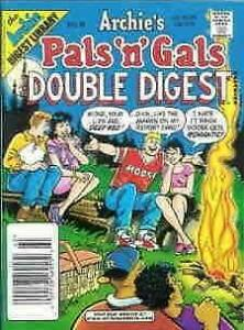 Archie's Pals 'n' Gals Double Digest #60 VF; Archie | save on shipping - details