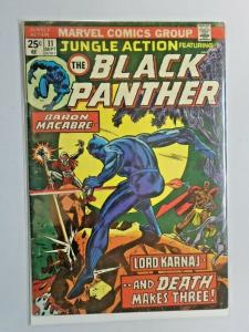 Jungle Action #11 Black Panther 5.0 (1974)