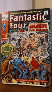 Fantastic Four #102, 6.0 or Better