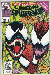 Amazing Spider-Man #363 (Jun-92) NM- High-Grade Spider-Man