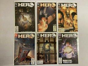 Hero run #1-6 8.0 VF (2003)
